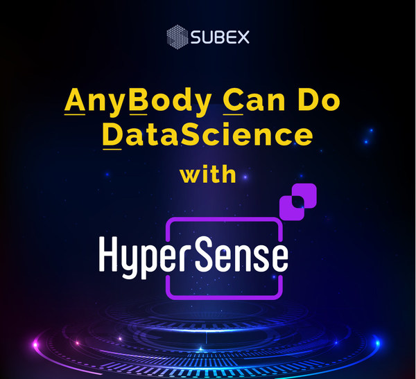 Subex Launches HyperSense, an End-to-End Augmented Analytics Platform