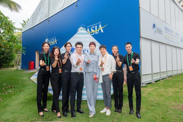法国娇兰代表团及法国娇兰品牌首席体验官晓雪女士
