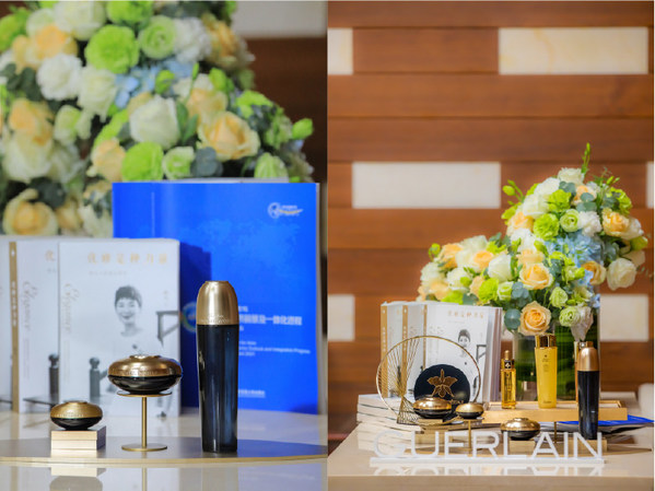法国娇兰——本次女性圆桌会议指定化妆品牌