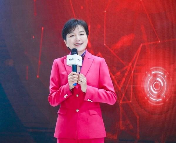 卡瓦集团全球高级副总裁及中国区总裁邢军博士致辞