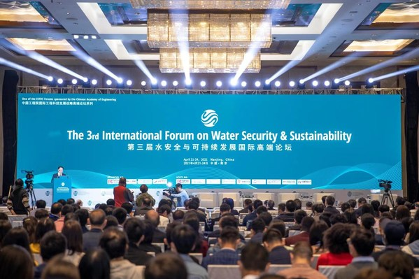Chinese and Foreign Scholars Discuss Water Security and Sustainability