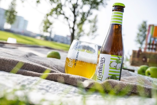 比利时Liefmans乐蔓啤酒全新推出乐蔓苹果啤酒 开启清爽果味春天