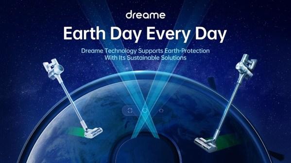 Dreame, 2021년 지구의 날 기념