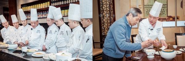寻味淮扬,弘扬国宴 万达酒店明星厨师开启24城淮扬菜传承之旅