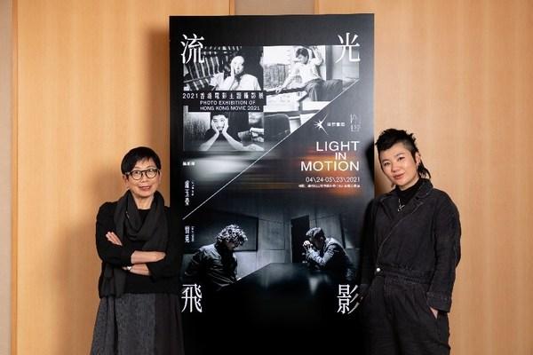 《流光飞影》2021香港电影主题摄影展呈现香港电影的生命力