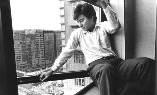 刘德华(演员/歌手) 照片摄于1983年