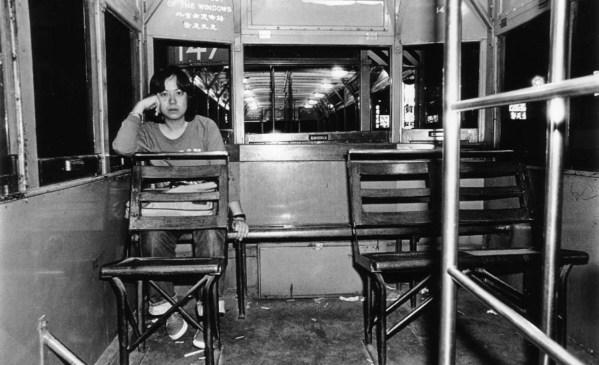 许鞍华(导演) 照片摄于1979年