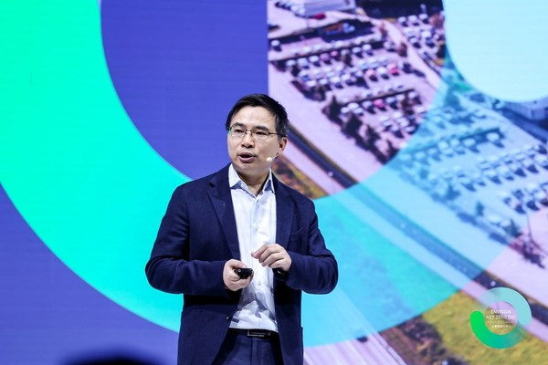 Zhang Lei, CEO of Envision Group