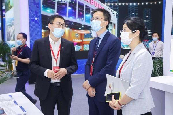 TUV南德受邀参加第十九届中国国际人才交流大会