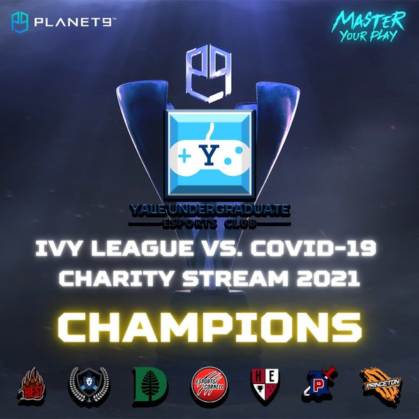 PLANET9 Facilitated Student-Run Ivy League Esports Tournament with Success
