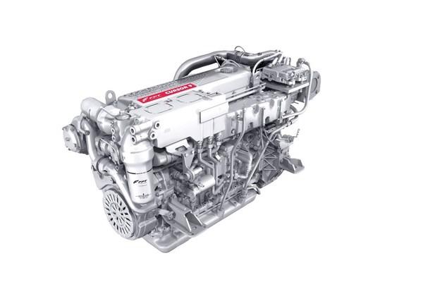 菲亚特动力科技发布Stage V船用发动机,推出龙骨冷却的全新型号