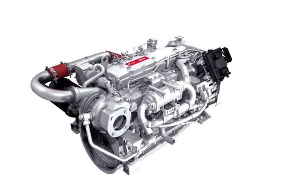 菲亚特动力科技N67 570 E龙骨冷却系统
