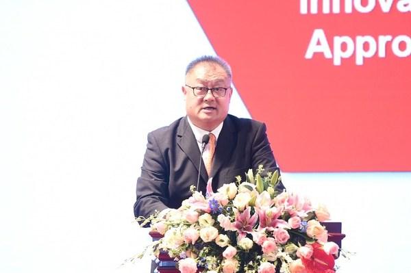 Chen Yongtao PMI (China) 상무이사는 중국 조직과 개인이 새로운 추진력을 얻는 방법에 초점을 맞춰 발언했다.