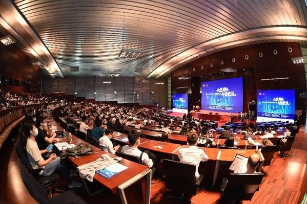 Lebih daripada 600 orang mengambil bahagian di lapangan manakala 238,000 menonton melalui siaran langsung Forum Pengurusan Projek Antarabangsa Kesembilan.