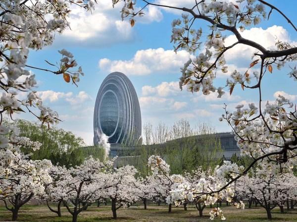 北京日出东方凯宾斯基酒店及雁栖岛:雁栖湖畔,欢享五一假期