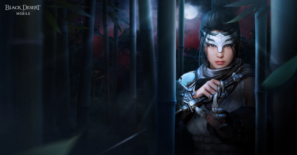 New Kunoichi Class Arrives in Black Desert Mobile