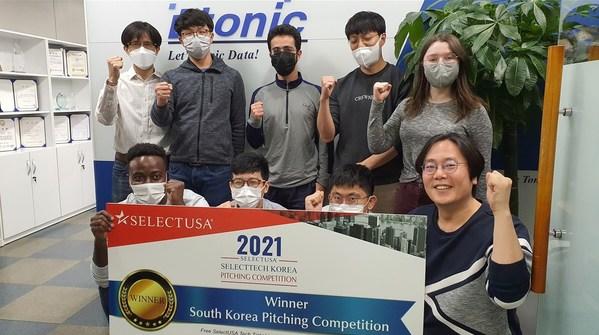 Dtonic wins Korean region with spatio-temporal big data technologies, advances to SelectUSA Tech
