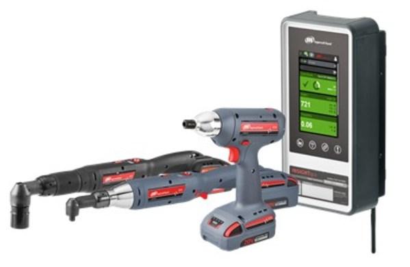 英格索兰(Ingersoll Rand)充电式精密拧紧系统
