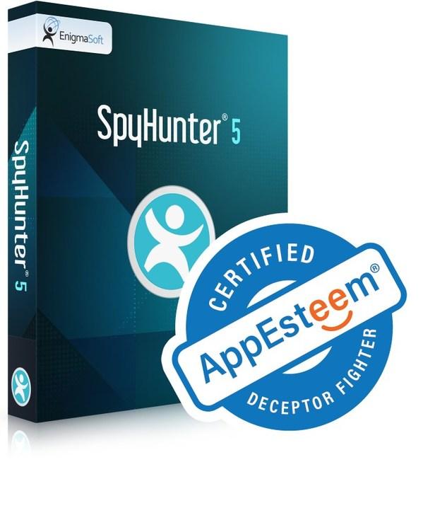"SpyHunter 5被认证为""反欺诈战士"""