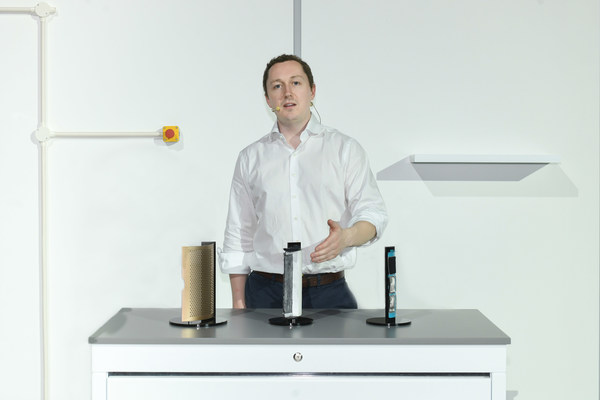 戴森Dyson Purifier Formaldehyde滤网现场展示
