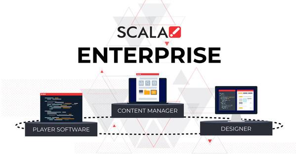 Scala Announces the Launch of Latest Release of Flagship Digital Signage Platform Scala Enterprise 12.50