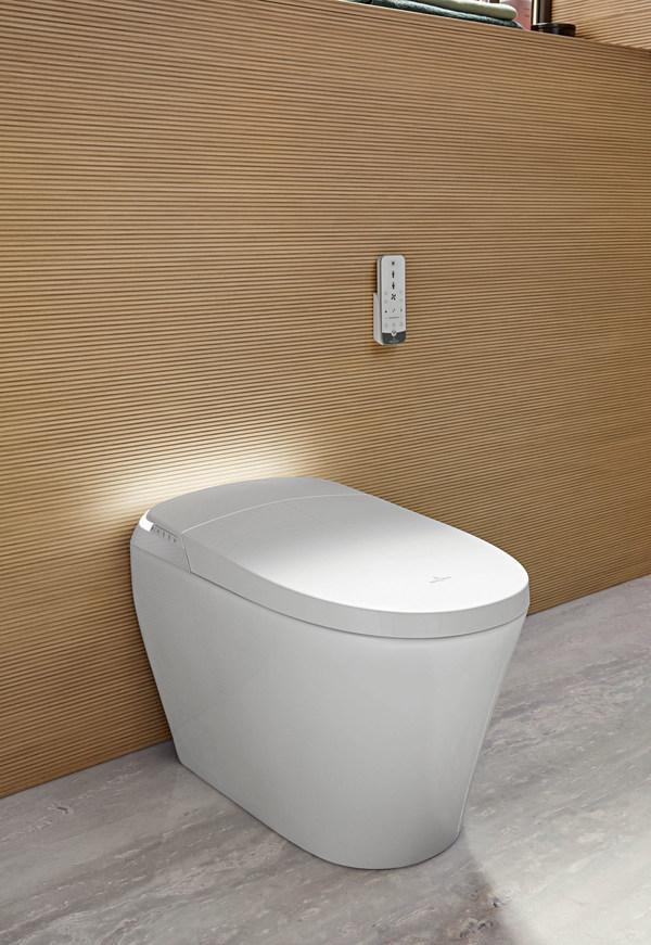 德国唯宝宝洁丽-IH - ViClean-IH智能座厕系列发布,守护家庭健康