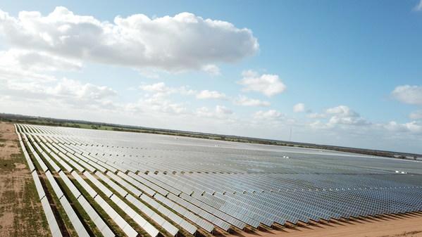 Solar farm Yatpool (copyright BayWa r.e.)