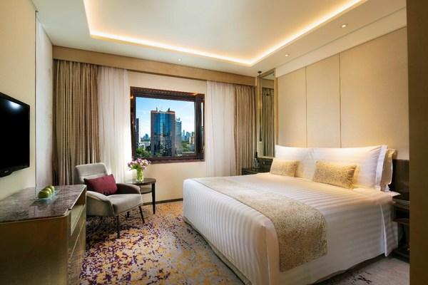 北京凯宾斯基饭店 客房图片