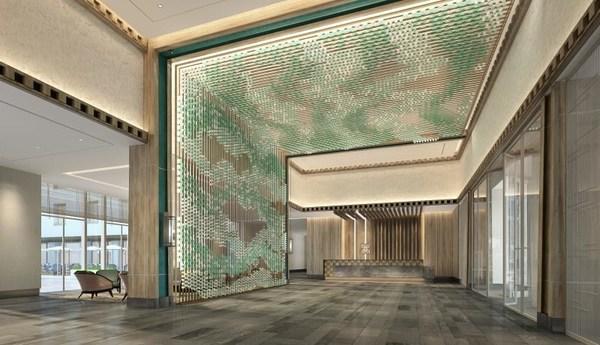 九寨鲁能希尔顿花园酒店正式开幕