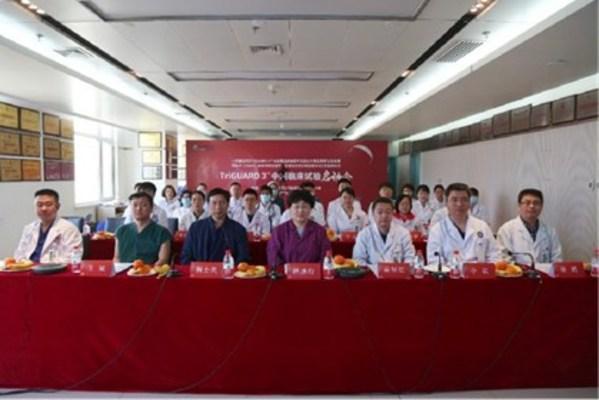 启明医疗TriGUARD3中国注册性临床试验顺利完成首例入组