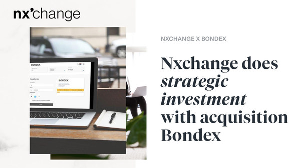 Nxchange acquires blockchain-based private market, Bondex