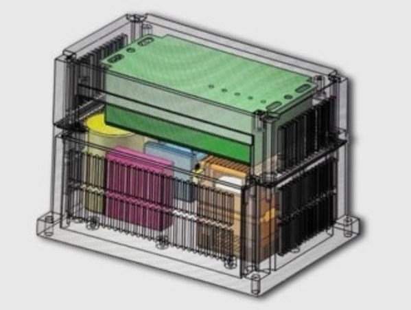 专有的电源控制模型 ECU