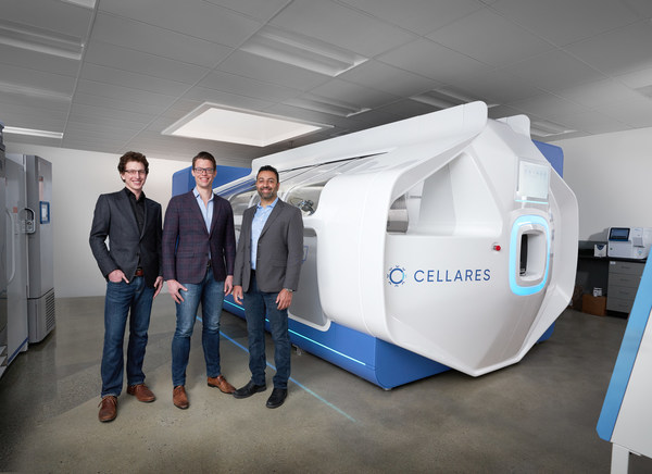Cellares Raises $82M To Solve The Biggest Hurdles In Cell Therapy Manufacturing