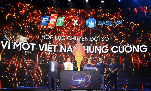 Base.vn - A Vietnamese SaaS Platform Startup Acquired by FPT Corporation