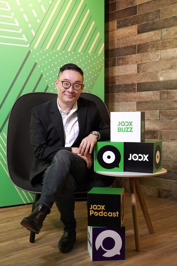 JOOX高級副總裁楊寶樹