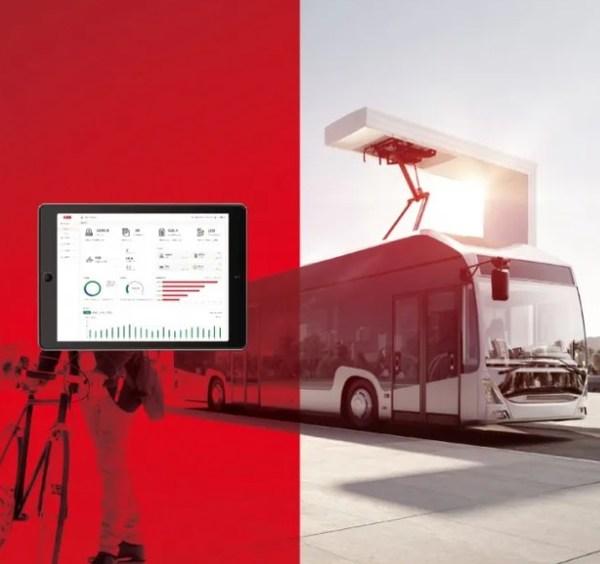 ABB Ability(TM)充电服务平台