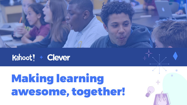 Kahoot! will acquire Clever, a leading US K-12 EdTech learning platform, accelerating its vision to build the world's leading learning platform