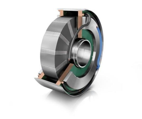 舍弗勒的全新UPRS系列电机适配特定的机器人变速箱尺寸,可单独提供或作为齿轮电动机单元提供。