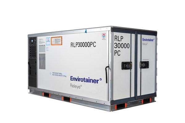 温瑞通医药空运温控集装箱Releye(R) RLP填补了医药冷链空运市场的巨大空白,将2个RKN集装箱的空间利用来运输3个欧标托盘,提升了50%的成本效率。这是温瑞通近期即将推出的一系列温控空运集装箱产品中的首款。