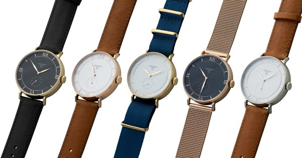 D'HYON WATCHES Kickstarter Launching 13th May