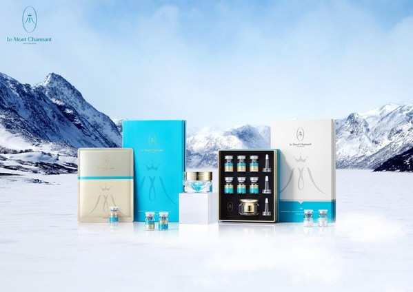 Mirador unveils premium anti-aging skincare brand Le Mont Charmant at the 2021 China Beauty Expo