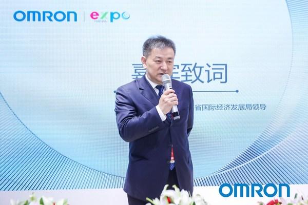 品质无界 健康无限 -- 欧姆龙亮相中国国际消费品博览会