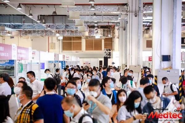 2021Medtec中国展持续助推本土高端医疗器械研发与制造崛起