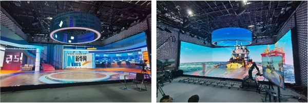 """声、光、视、讯融合 ISLE 2021""""五大场景体验展区""""炫酷登场"""