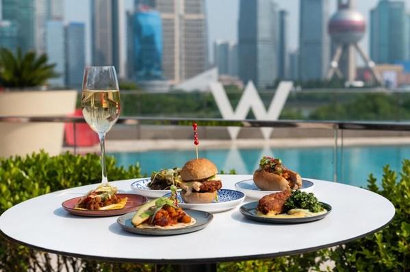 别样肉客®携手上海外滩W酒店,成为独家植物肉合作伙伴