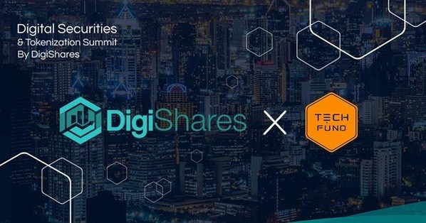TECHFUND, a Japanese Technology Accelerator, signs a partnership with DigiShares