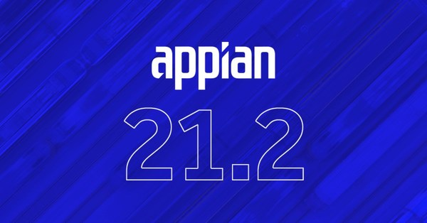 Appian Unveils Latest Version of the Appian Low-code Automation Platform