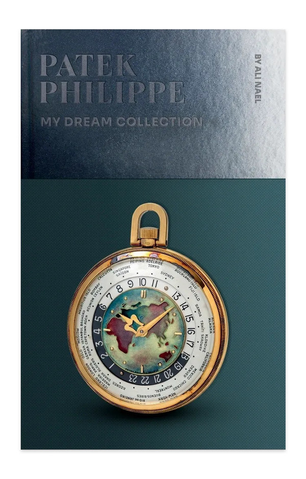 Limited Edition Book Featuring The Ultimate Collection of Patek Philippe Vintage Watches Launched in Singapore
