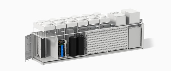 Enapter เตรียมเปิดตัวเครื่องอิเล็กโทรไลเซอร์ AEM Multicore ในปีหน้า