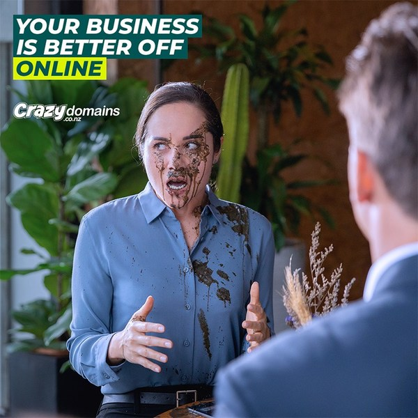 Crazy Domains Addresses the Challenge New Zealand SMBs Face with Multi-Channel Campaign